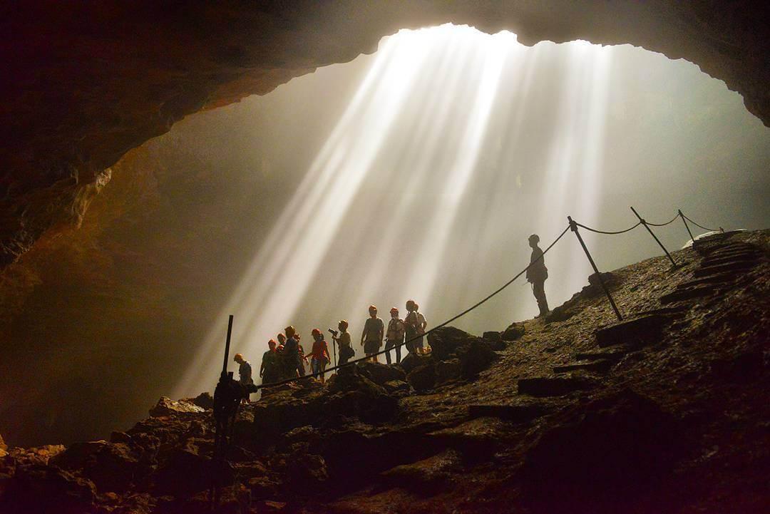 Jomblang Cave in Jogja