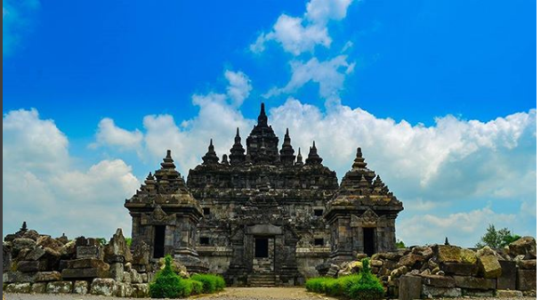 Plaosan Temple in Magelang