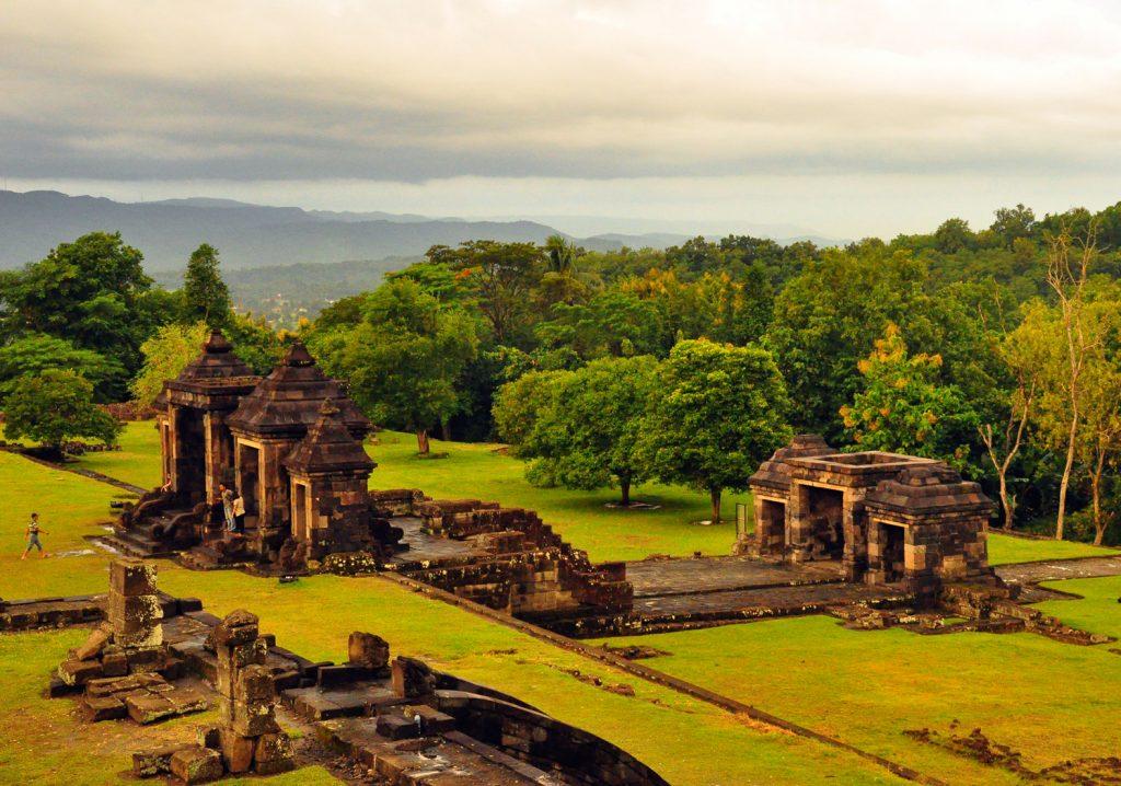 Ratu Boko Temple Location