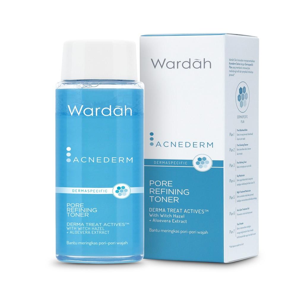 Wardah Acne Derm Pore Refining Toner