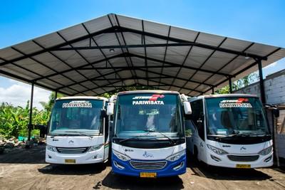 Tips Liburan Nyaman Menggunakan Bus Pariwisata