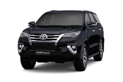 Rafira Indonesia - Toyota Fortuner