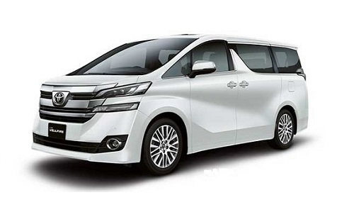 All New Alphard