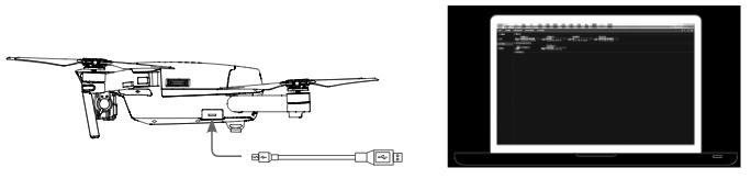 Port Data Kamera