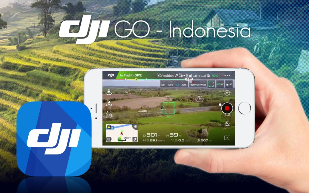 Panduan Manual DJI GO Bahasa Indonesia