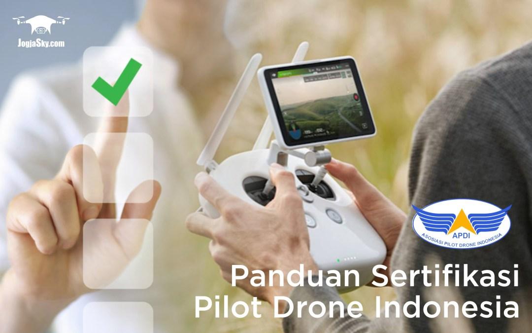 Panduan Sertifikasi Pilot Drone di Indonesia