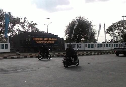 Terminal tipe a