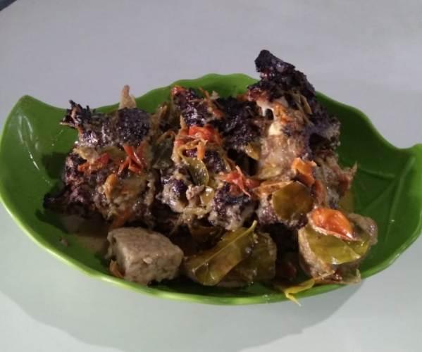 Mangut Ikan Pari Bu Kanan Semarang Pedasnya Getarkan Lidah