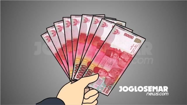 ilustrasijs uang