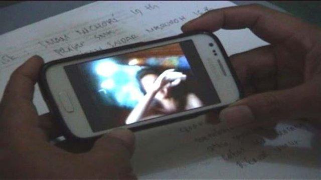 ilustrasi video mesum tribunnews