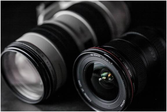 canon lensa