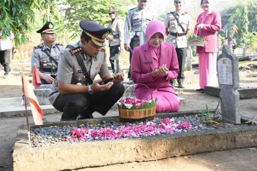 Kapolresta Surakarta Kombes Pol Ribut Hari Wibowo