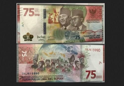 uang 75000
