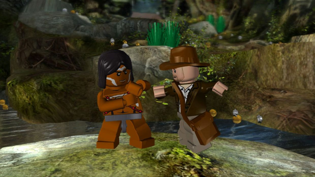 Jogo Lego Indiana Jones The Original Adventures para Xbox