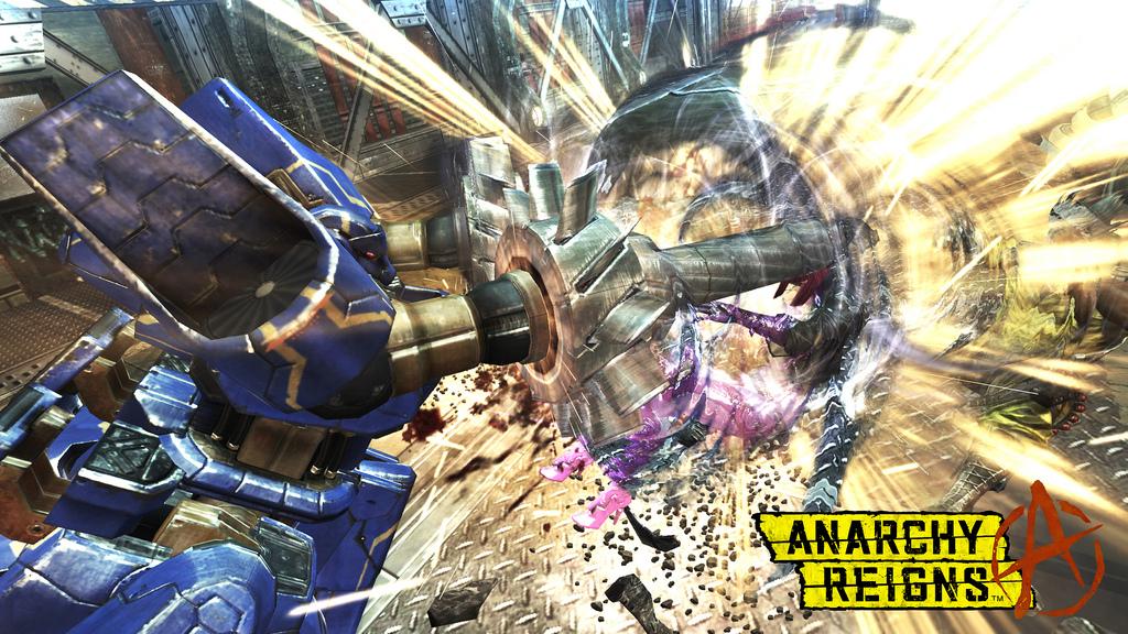 Jogo Anarchy Reigns Para Xbox 360 Dicas Anlise E