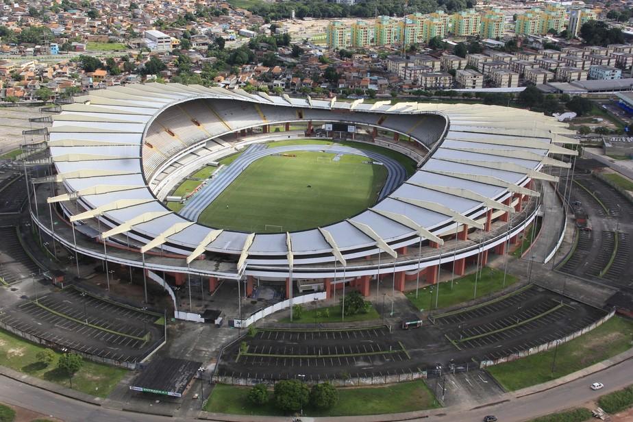 Estádio Olímpico do Pará