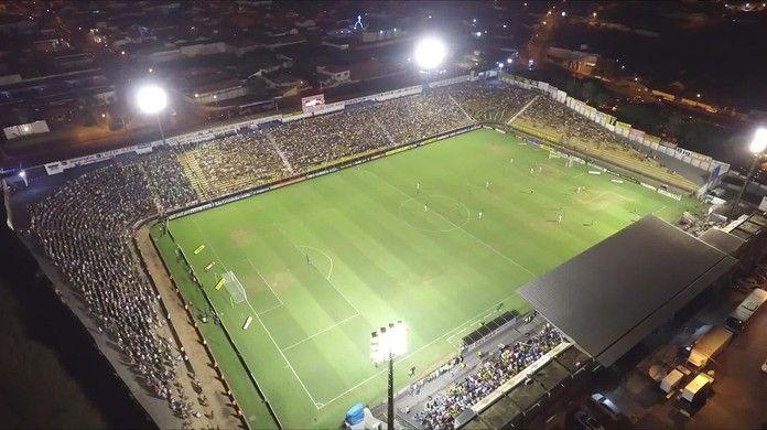 Estádio Doutor Jorge Ismael de Biasi