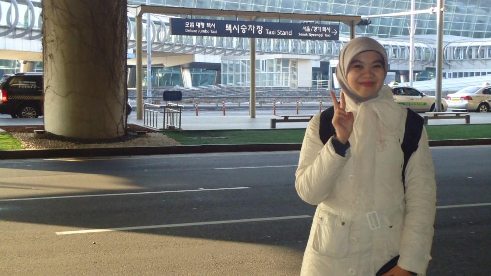 Winter Trip to Korea...day 2 (1/2)