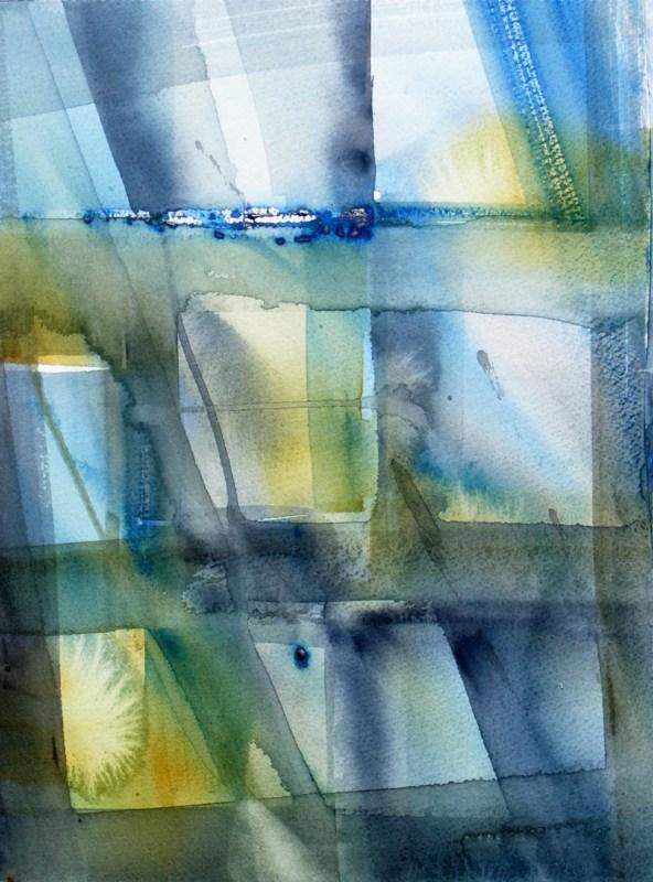 Bla-mosaik