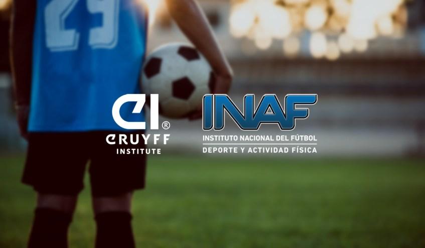 Johan Cruyff Institute aporta formación académica en gestión deportiva al INAF de Chile