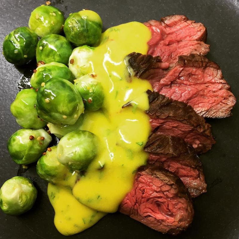 Sauce Bearnaise done right