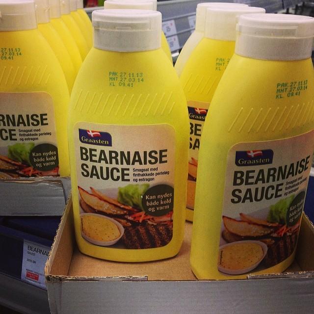 Supermarket Bearnaise Sauce