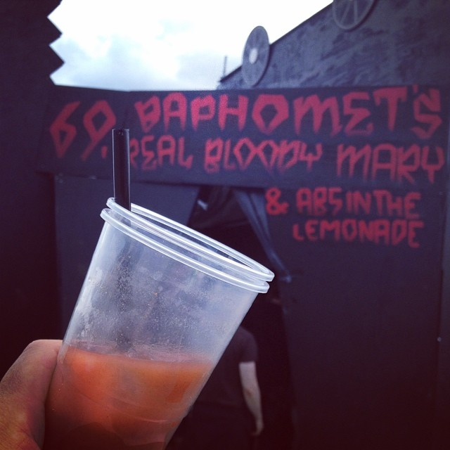 Baphomet Vodka