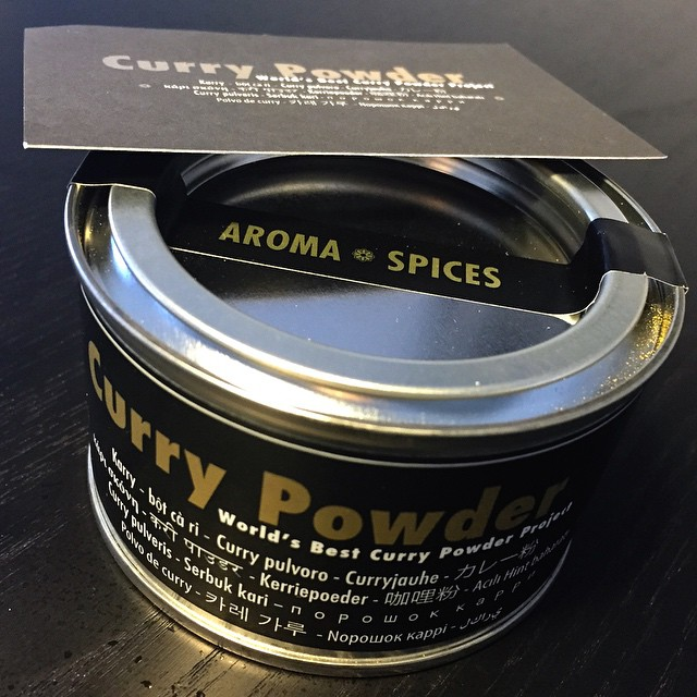 Aroma Spices CP44 Curry Powder
