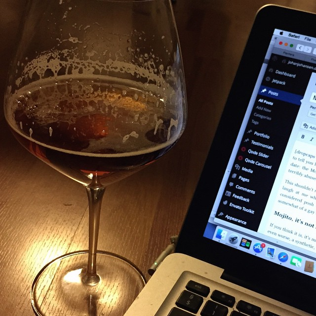 beer and wordpress - a great combination