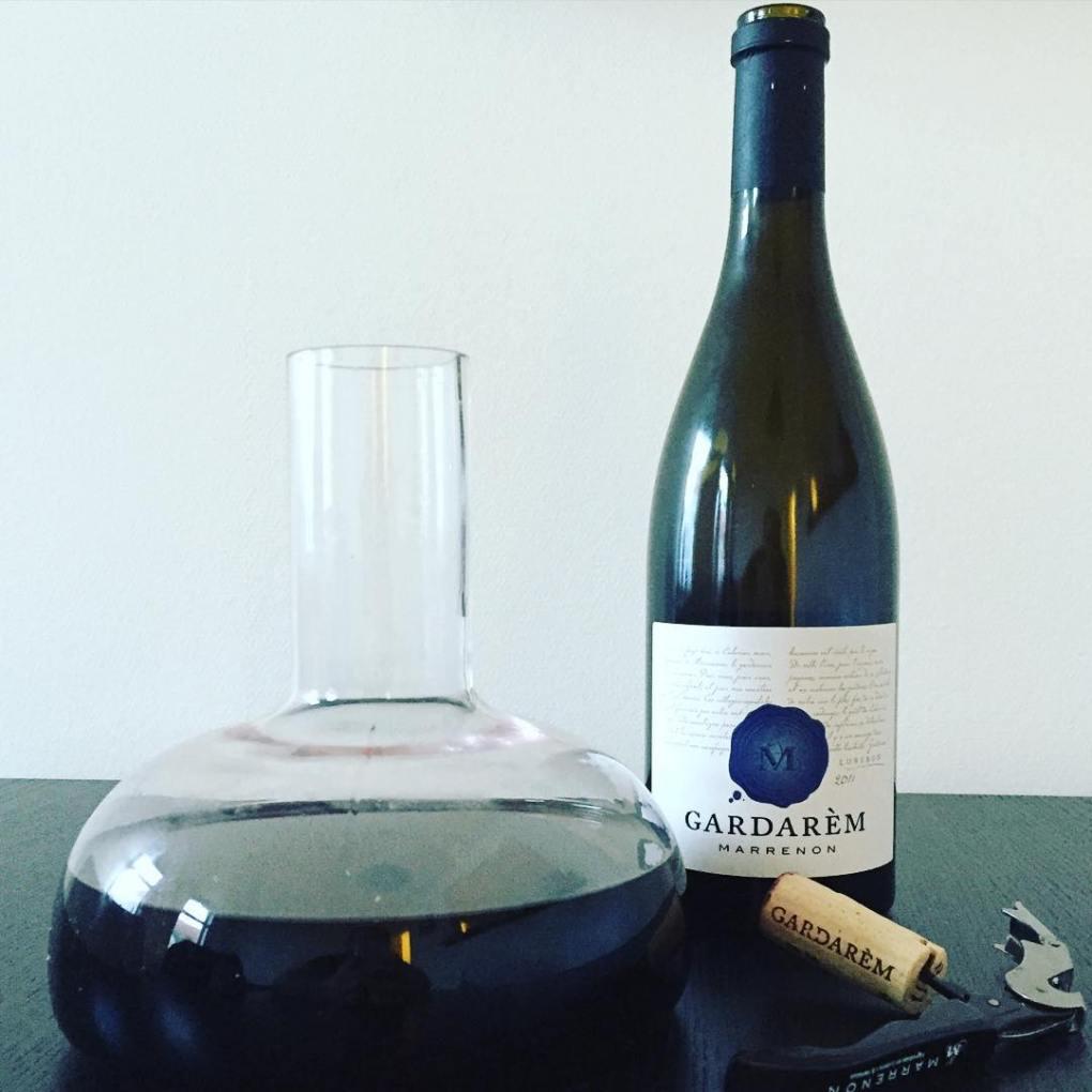 Garadrem Syrah wine by Marrenon