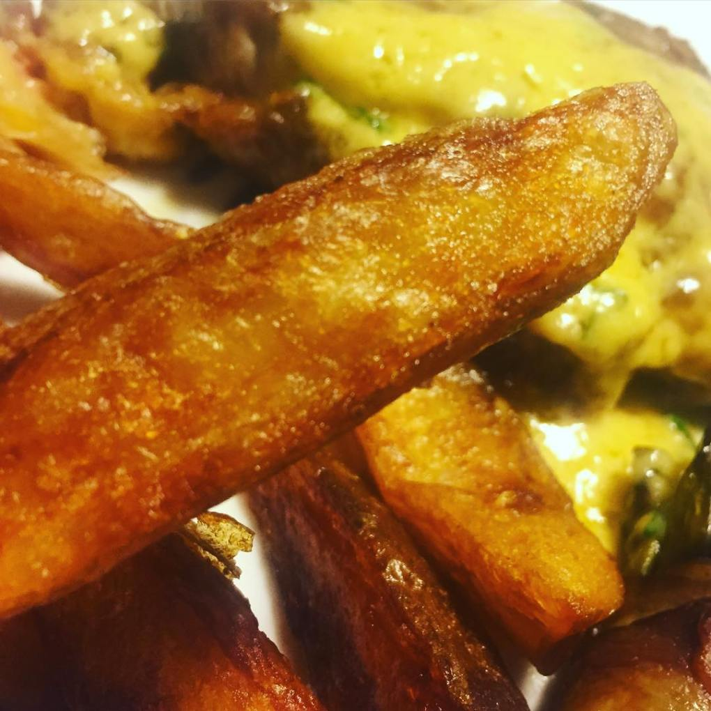 Triple-cooked chips - the perfect french fry recipe