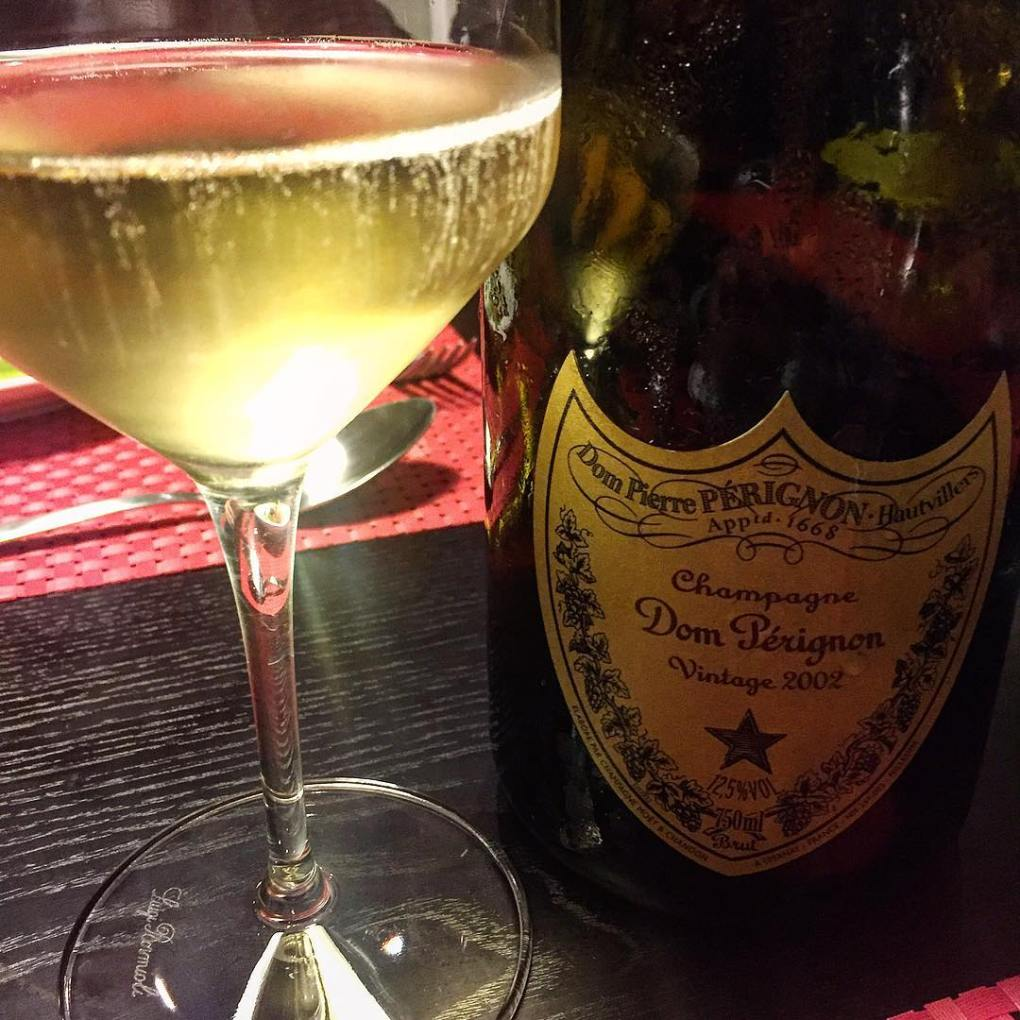 Champagne Review 2002 Dom Perignon Tasting Notes