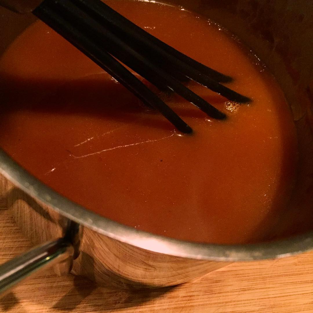 Sauce Espagnole Recipe: How to make Escoffier's Famous Mother Sauce