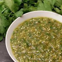 Beginner's Guide to Mexican Food, Part III: Salsa Verde (Green Sauce)
