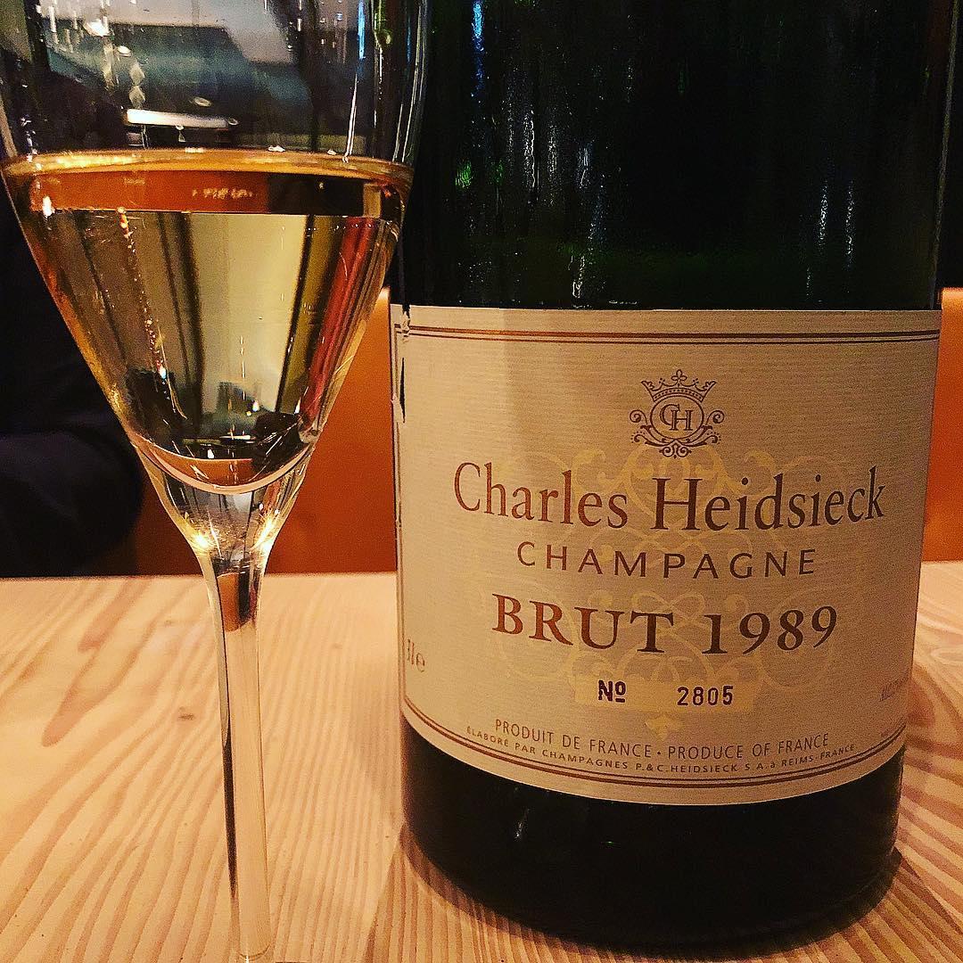 Charles Heidsieck Brut 1989