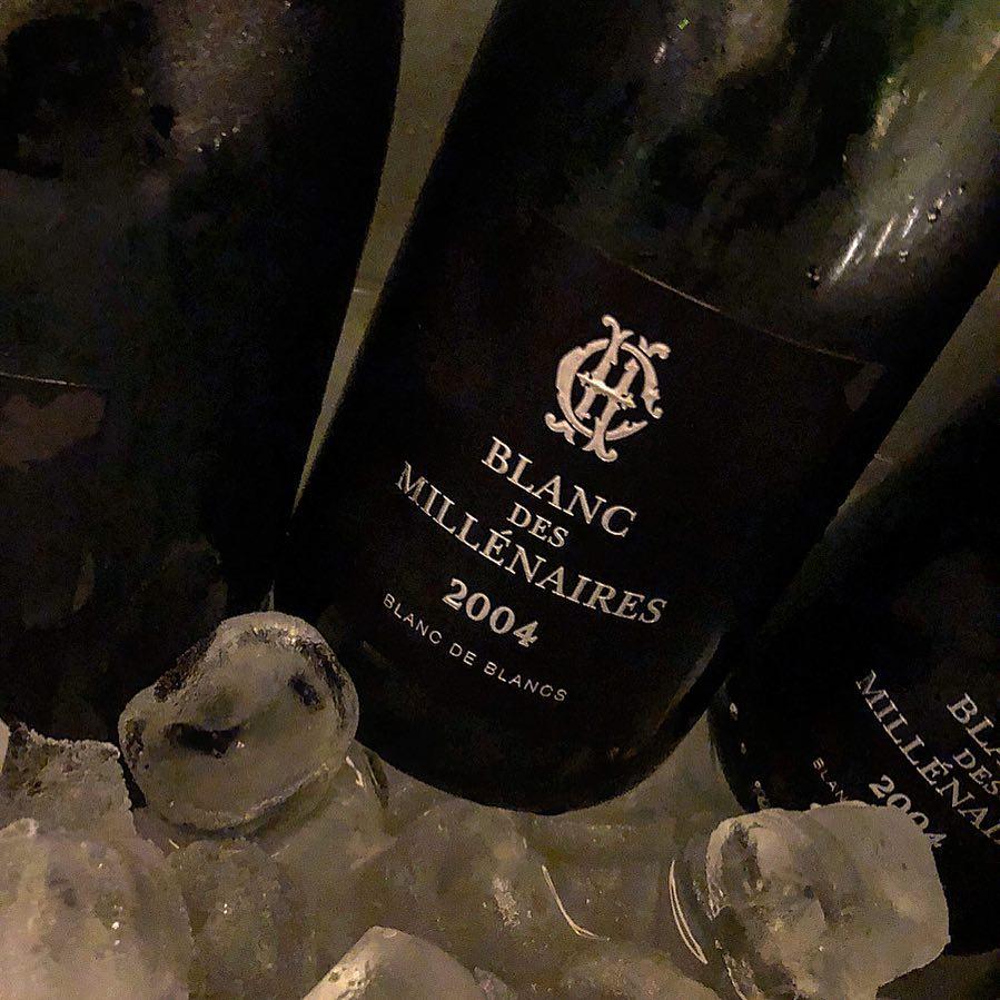 Blanc des Millenaires 2004 Champagne