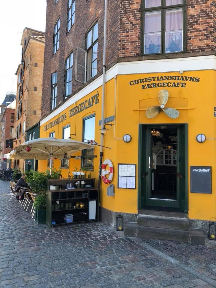 Christianshavn Færgecafé Exterior