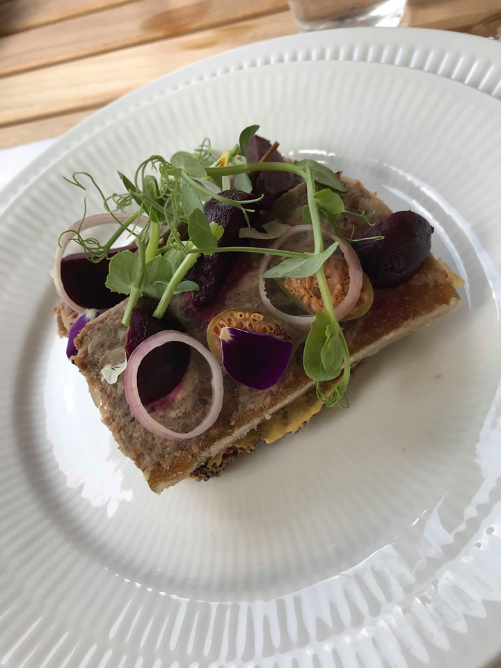 Sylte - or head cheese - at Restaurant Frihavn