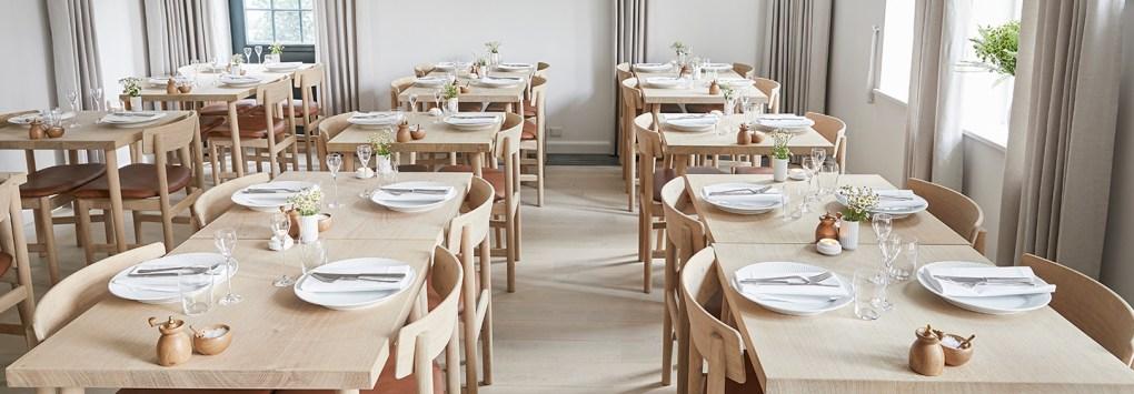 Interior at Restaurant Frihavn