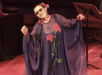 29 07 2016 Concierto de MARTIRIO en el Palau de la Musica FOTO JULIAN GARCIA