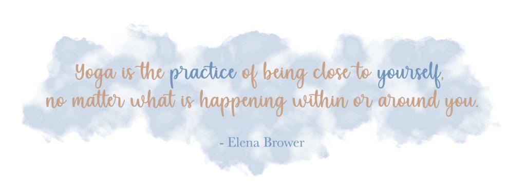 Coaching und Yoga