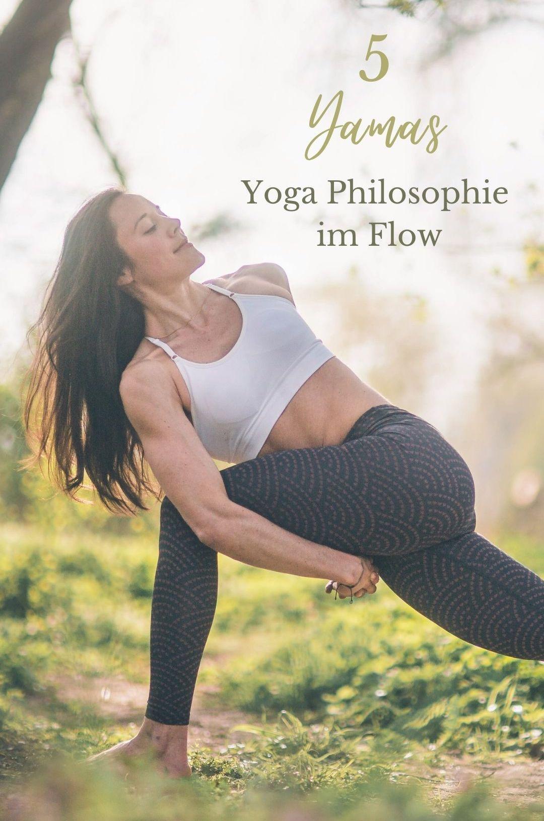 Yoga mit den 5 Yamas nach Patanjali