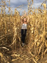 Me in a cornfield, dont ask