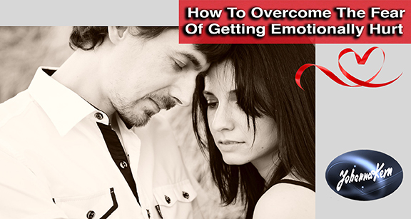 how to overcome hurt