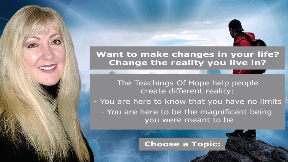 Johanna Kern - Teachings Of Hope