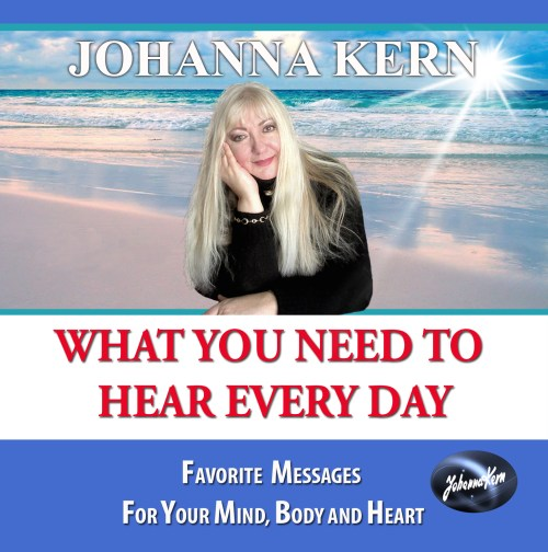 What You Need to Hear - Johanna Kern