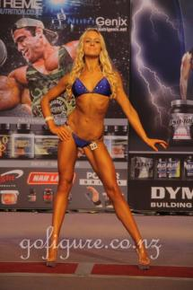 Alex bikini Tall NZIFBB Nationals