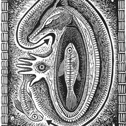 Carnivore Print Edition by Johanna Mueller
