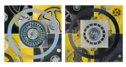 Driven-Hubcap-MandalasII_-16x16each2007