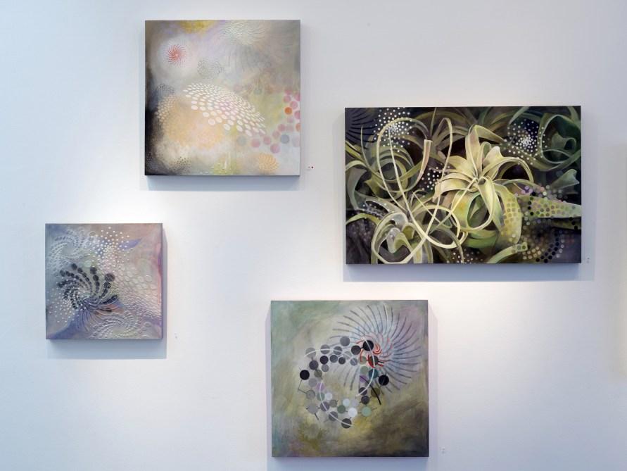 Phyllo 4 paintings_M20 sm